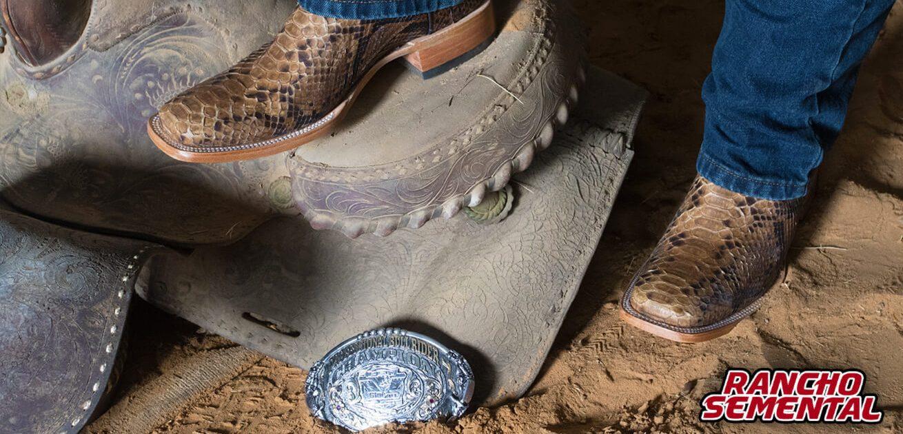b0b7a903fce Rancho Semental – Authentic Western Cowboy Boots