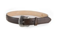 Shoulder Brown with Horse Concho
