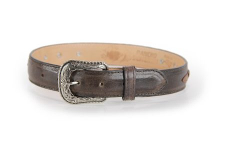 Brown and Cognac with Conchos
